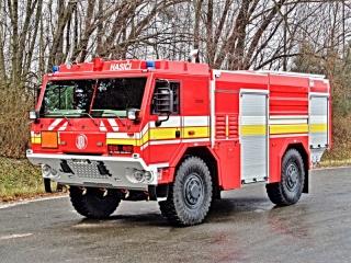 TATRA TRUCKS získala další významnou zahraniční zakázku na hasičské speciály