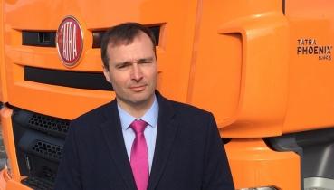 V Tatře povede obchod a marketing Martin Šustek, který se stal zároveň novým členem představenstva