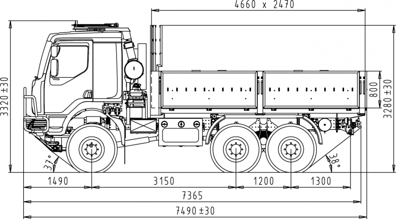 Ford F150 Body Parts Diagram further 6x6 Nakladni Vozidlo Vojensky Transporter as well Gmc canyon regular cab furthermore P 0996b43f81b3d220 besides  on toyota tundra truck body drawing