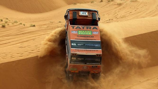 Začíná Africa Eco Race