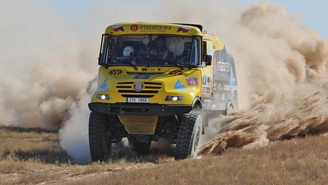 Tatry na Dakar