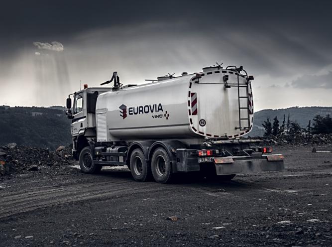 Nákladní vozy TATRA PHOENIX Euro 6 se uplatňují i v extrémních podmínkách kamenolomů
