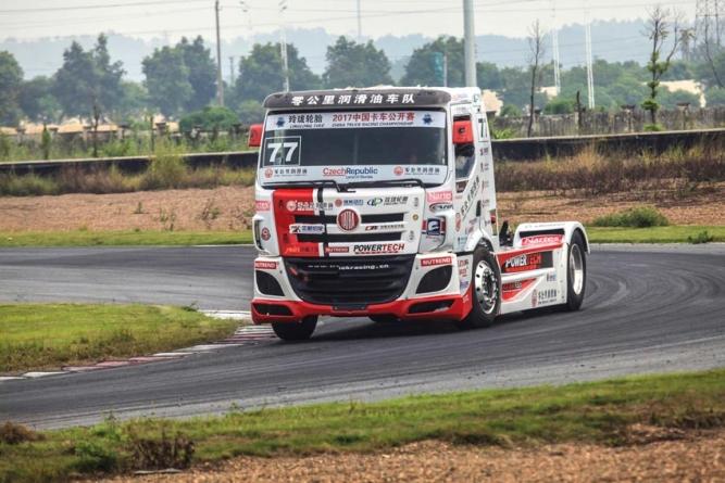 Závodní Tatra Phoenix obhájila titul!