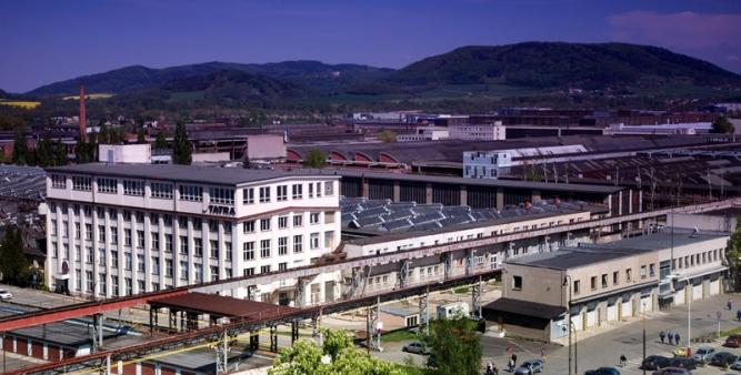 Tržby Tatry přesáhly v roce 2010 hranici 2,5 mld. Kč