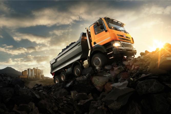 Výroba kompletních vozidel TATRA v roce 2013 nejvyšší za posledních pět let