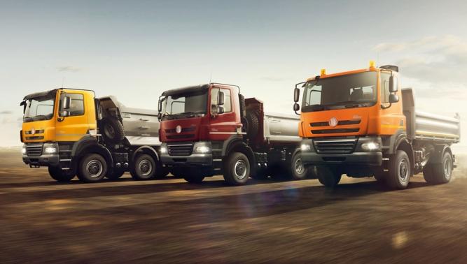 Nové vozy TATRA ihned k odběru