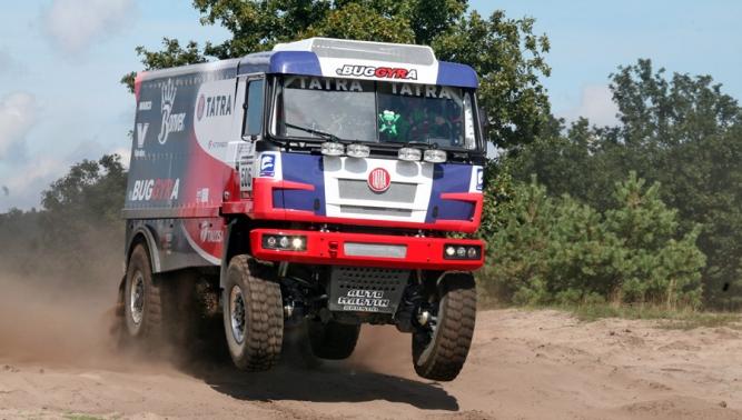 TATRA si vybrala partnera mezi závodními týmy, je jím Buggyra Racing Team