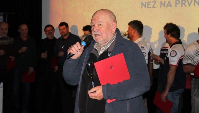 Oslava třicátin vozidel TATRA na dakarských rallye v Kopřivnici