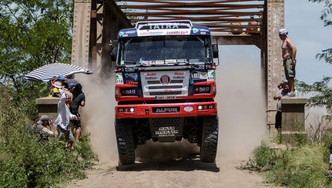 DAKAR 2015 odstartoval, Africa Eco Race 2015 v plném proudu
