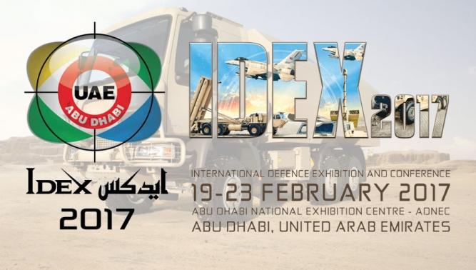 Holding CZECHOSLOVAK GROUP a automobilka TATRA TRUCKS se zúčastní veletrhu obranné techniky IDEX 2017