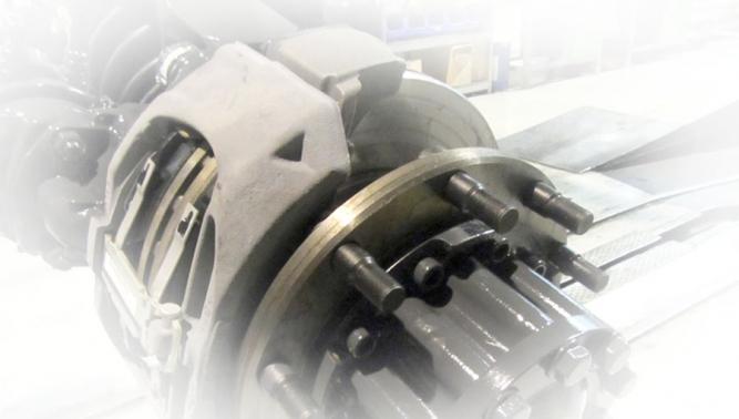 Kotoučové brzdy na vozidlech TATRA