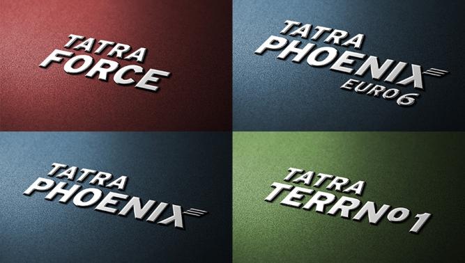 TATRA TRUCKS zavádí nová označení vozidel a přichází s větší unifikací podvozků