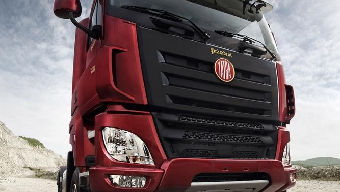 Automobilka TATRA TRUCKS nabízí zajímavé bonusy k výroční limitované edici vozů TATRA PHOENIX Euro 6 PRÄSIDENT