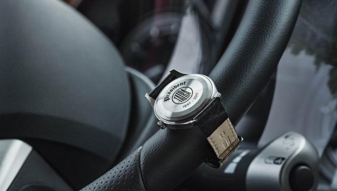 TATRA TRUCKS společně s ELTON hodinářská představuje limitovanou edici hodinek PRIM Präsident