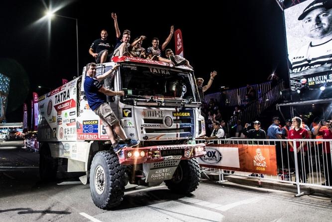 Extrémní Dakar