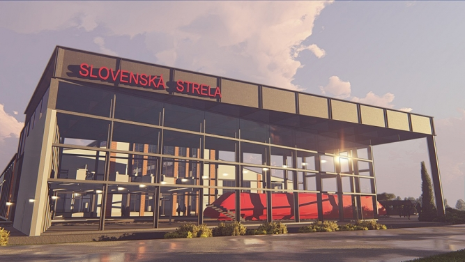 TATRA TRUCKS získala dotaci na rekonstrukci Slovenské strely
