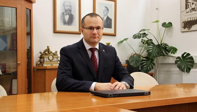 TATRA má od prosince nového generálního ředitele, je jím Martin Bednarz