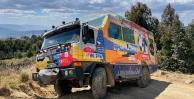 Expedice Tatra kolem světa 2 dojíždí do cíle, přestože se plány mění
