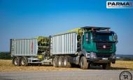 60m3 TATRA / Fliegl velkoobjemová souprava od dealera PARMA servis