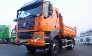 Společnost Truck Trade pomáhá zajišťovat údržbu komunikací ve svém regionu