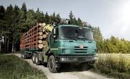 Demo vůz pro lesáky