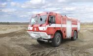 Nová TATRA 4x4 pro hasiče do Hřenska