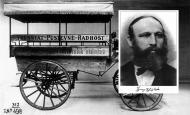 Před 130 lety, 29. 1. 1891, zemřel Ignác Šustala. Zakladatel výroby potahových vozidel a kočárů v Kopřivnici
