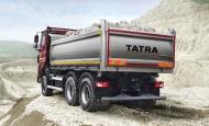 Projekt zpětného odkupu vozidel společnosti TATRA TRUCKS má velkou odezvu u zákazníků