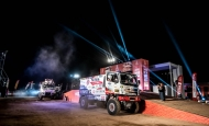Kolomý v cíli Rally Dakar 2019! Peklo na zemi...