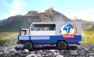 TATRA TRUCKS podpoří chystanou expedici Tatra kolem světa 2