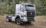 TATRA TRUCKS představí na veletrhu Agritechnica 2017 speciální vozidlo řady PHOENIX