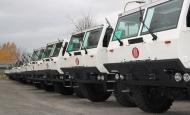 TATRA TRUCKS expeduje první vozy do Mexika