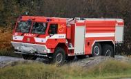 166 hasičských speciálů na Slovensko