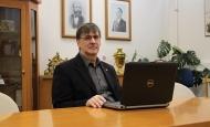 Nový ředitel úseku pro správu a administrativu