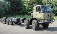 TATRA TRUCKS realizuje první obnovené dodávky pro indickou armádu
