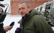 TATRA TRUCKS splnila dodávku pro Armádu ČR tři měsíce před plánovaným termínem
