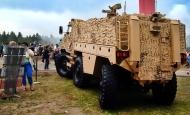 TATRA TRUCKS a CZECHOSLOVAK GROUP opět na tradiční vojenské akci Bahna