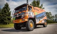 Závodní TATRA zahájí Barum Czech Rallye Zlín