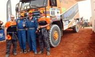 Africa Eco Race 2015 – 100procentní TATRA třetí