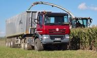 Traktory TATRA se představí na polní výstavě Den Zemědělce