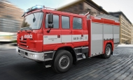 TATRA na veletrhu FIRECO 2017 představí hasičské a záchranářské speciály i limitovanou edici PRÄSIDENT