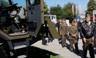 Náčelník generálního štábu navštívil kopřivnickou Tatru