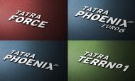 Nové označení obchodních řad nákladních vozidel TATRA