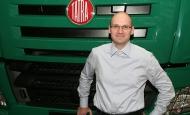 Vedoucí projekce nákladních vozidel