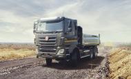 TATRA TRUCKS půjčila hasičům nákladní vozy na odklízení suti na jižní Moravě