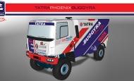 Nový závodní speciál TATRA PHOENIX se představí na Czech Truck Prix v Mostě