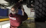 Jarní servisní akce pro vozidla TATRA