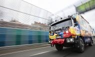 Expedice Tatra kolem světa 2 vyrazila na dlouhou cestu