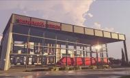 Rekonstrukce Slovenské strely je v polovině, stavba depozitáře začne začátkem října