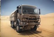 Armádní vozidla